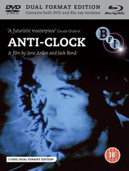 Anti-Clock (Bluraydvd) (DVD)
