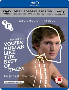 You'Re Human Like The Rest Of Them (Blu-Ray+Dvd) (DVD)