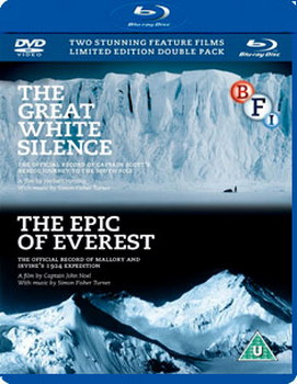 The Epic of Everest & The Great White Silence (DVD & Blu-ray)