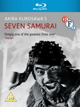 Sevensamurai (BLU-RAY)