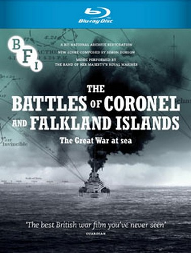 The Battles of Coronel and the Falkland Islands (Blu-ray Edition)