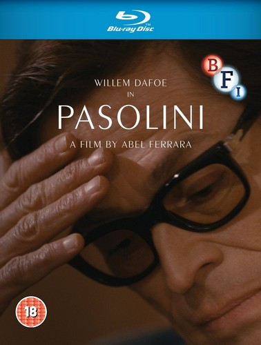Pasolini (Blu-ray)