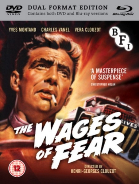 The Wages of Fear (Limited Edition Dual Format) (DVD)