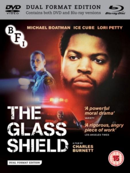 The Glass Shield [Blu-ray]