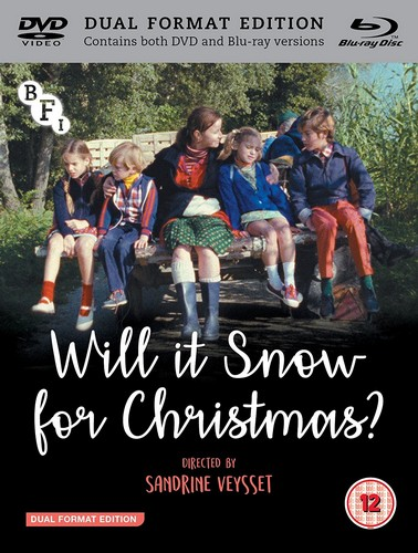 Will it Snow for Christmas? (DVD + Blu-ray)