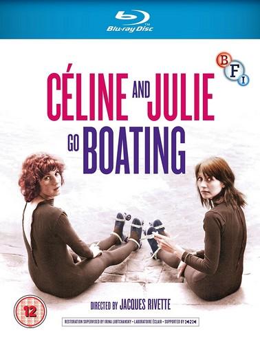 Celine and Julie Go Boating (Blu-ray)