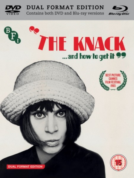 The KNACK ...and how to get it (DVD + Blu-ray)