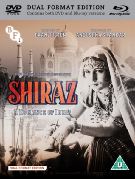 Shiraz: A Romance of India (DVD + Blu-ray)