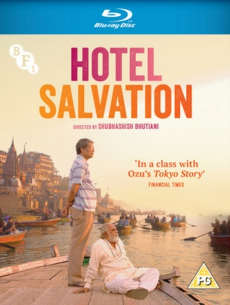 Hotel Salvation (Blu-ray)