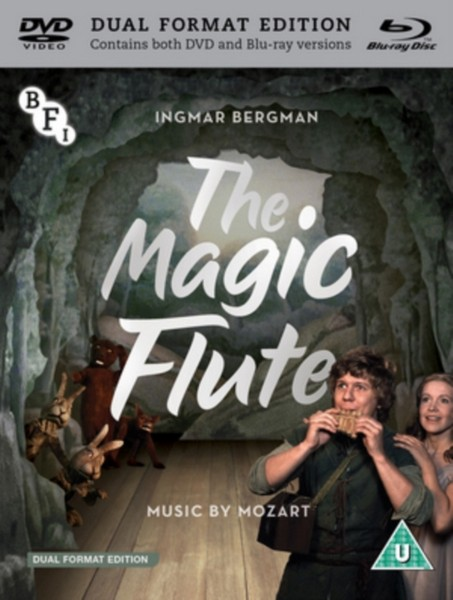 The Magic Flute (DVD + Blu-ray) (1975)