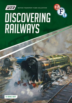 British Transport Films Collection: Discovering Railways (DVD)