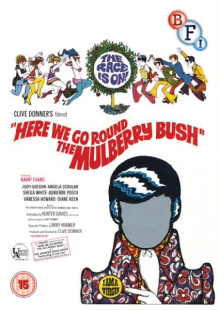 Here We Go Round The Mulberry Bush (DVD)