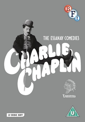 Charlie Chaplin: The Essanay Comedies (DVD)