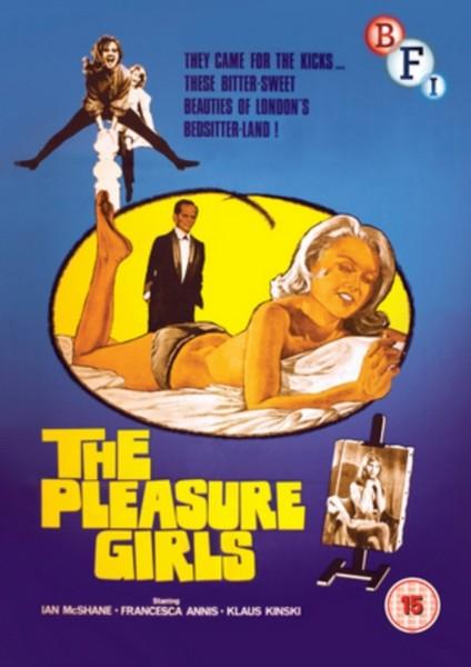 The Pleasure Girls (DVD)