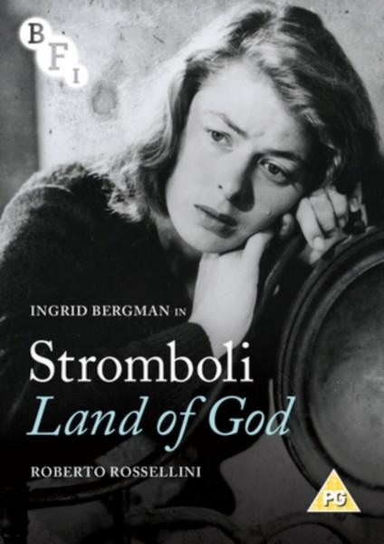 Stromboli  Land Of God (DVD)