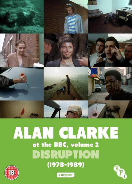 Alan Clarke At The Bbc  Volume 2: Disruption (6-Dvd Box Set) (DVD)