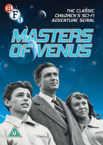 Children'S Film Foundation Collection: Masters Of Venus (Dvd) (DVD)
