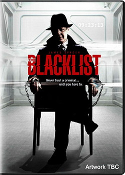 The Blacklist - Season 1 (Uv) (DVD)