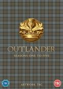 Outlander  Seasons 1- 5 [DVD]