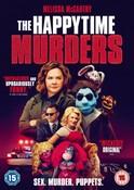The Happytime Murders (DVD) (2018)