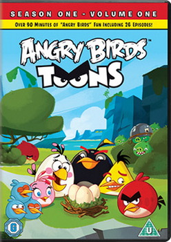 Angry Birds Toons - Season 1  Vol. 1 (DVD)