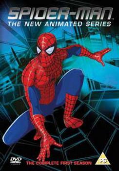 Spiderman - Season 1 (DVD)