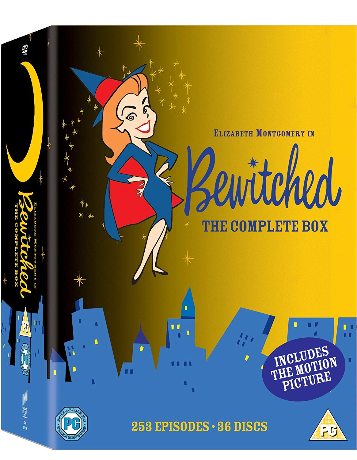 Bewitched: The Complete Box Set (DVD)