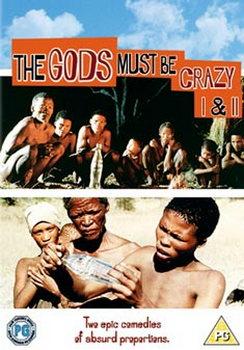 Gods Must Be Crazy 1 -- 2 (DVD)