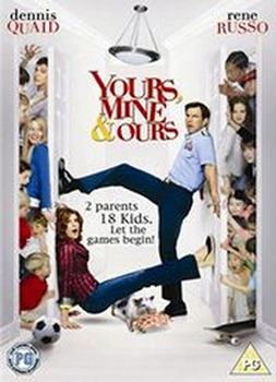 Yours Mine & Ours (DVD)