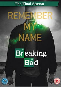 Breaking Bad - The Final Season (Season 5 Part 2) (DVD)