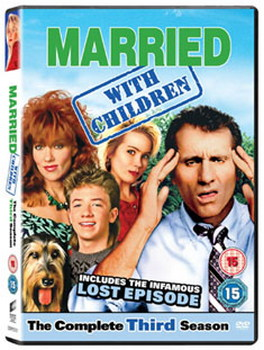 Married With Children - Season 3 (DVD)