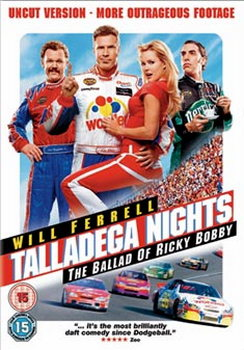 Talladega Nights - The Ballad Of Ricky Bobby (DVD)