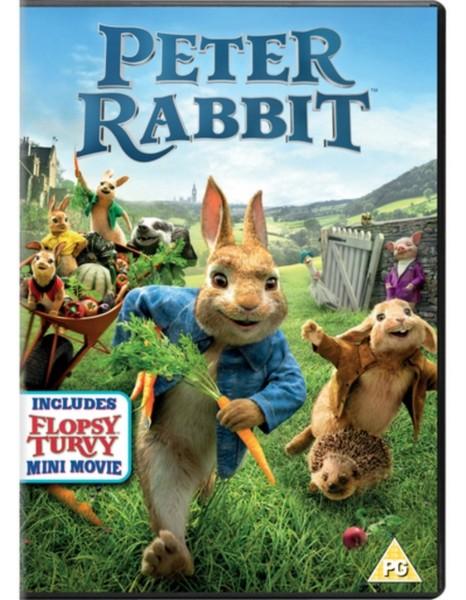 Peter Rabbit [2018]