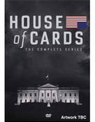 House Of Cards - The Complete Series 1-6 (DVD)