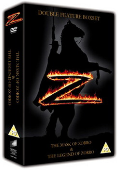 Mask Of Zorro / Legend Of Zorro (DVD)