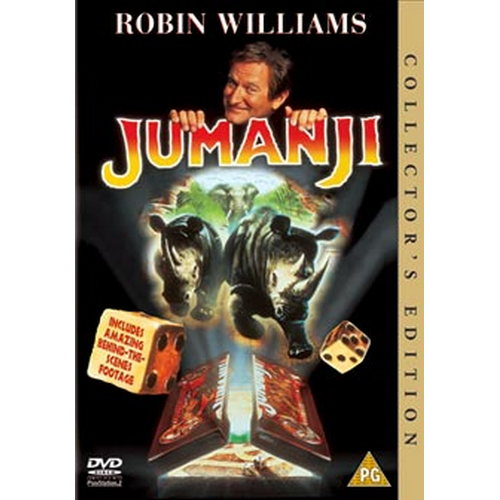Jumanji (Collectors Edition) (DVD)