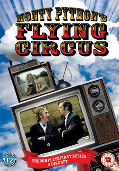 Monty Pythons Flying Circus - Series 1 (DVD)
