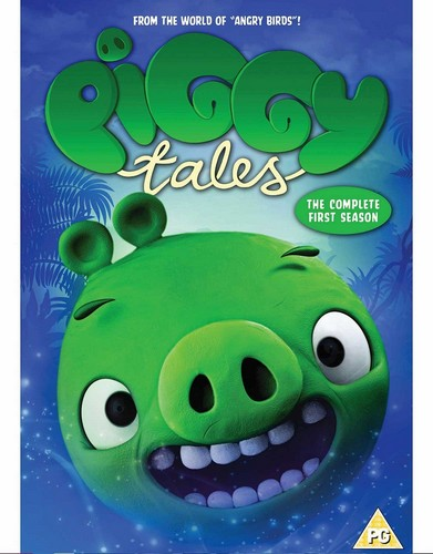 Piggy Tales - Series 1 - Complete (DVD)