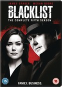 The Blacklist - Season 5 (DVD)