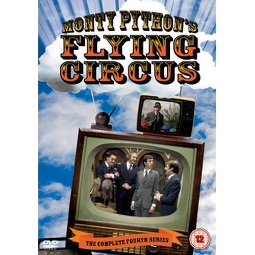 Monty Pythons Flying Circus - Series 4 (DVD)