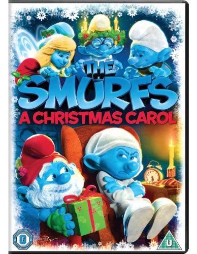 The Smurf'S Christmas Carol (DVD)