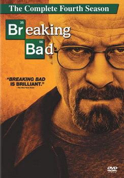 Breaking Bad - Season Four (DVD)