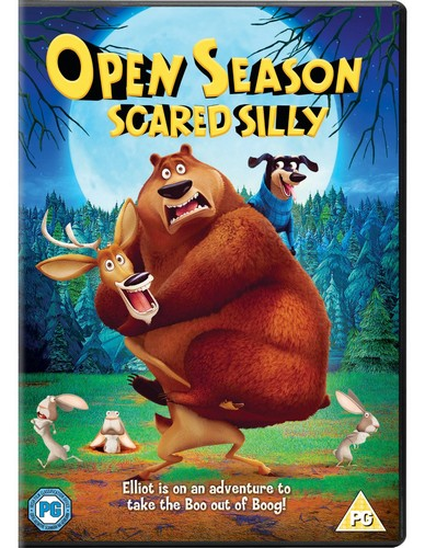 Open Season - Scared Silly (DVD)