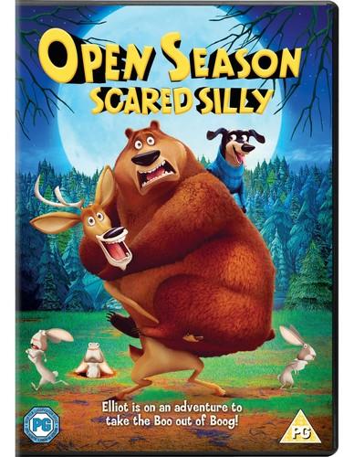Open Season - Scared Silly (DVD)