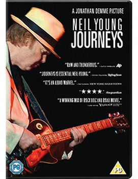 Neil Young: Journeys (DVD)