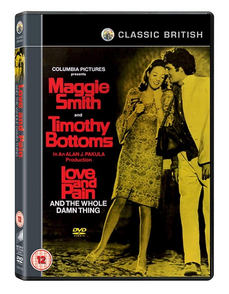 Love & Pain & The Whole Damn Thing (DVD)