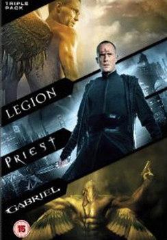 Gabriel / Legion / Priest (DVD)
