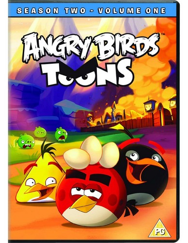 Angry Birds Toons: Season 1 - Volume 3 (DVD)
