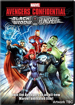 Avengers Confidential: Black Widow And Punisher (DVD)