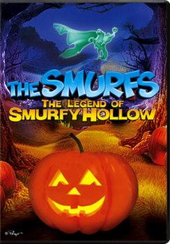 The Smurfs - The Legend Of Smurfy Hollow (DVD)